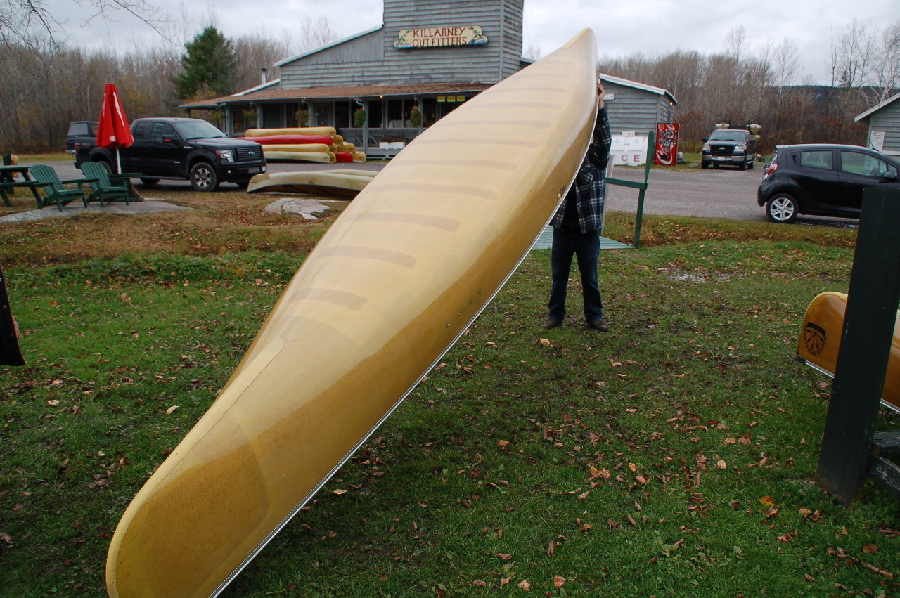 Killarney Outfitters - used kevlar canoes and sea kayaks for