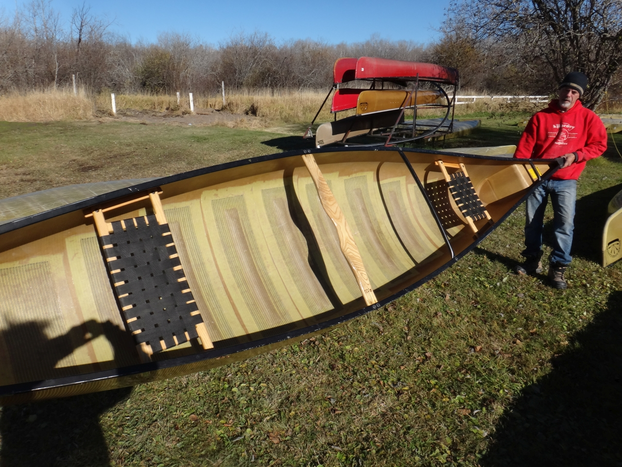 Killarney Outfitters - used kevlar canoes for sale
