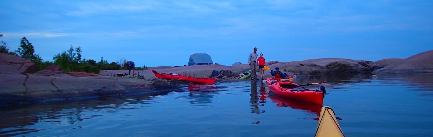 Philip Edward Island Georgian Bay