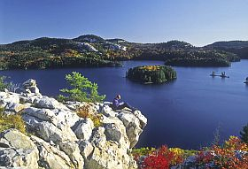 Hike Killarney Provincial Park: some 		             of Canada's greatest day hiking trails, the countries best multi day backpacking trail.