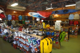 Our outdore adventure store stocks preimium camping gear, SealLine, Marmot, MSR, Chinnok  etc.