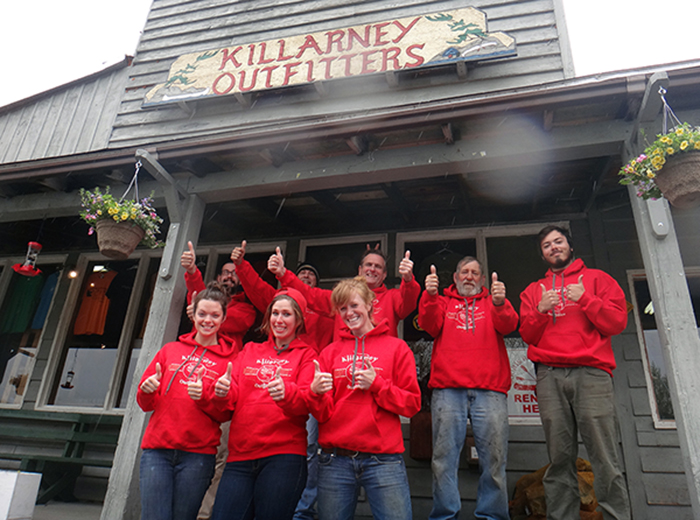 Killarney Outfitters - Best Summer Job Ever!