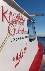 Killarney Outfitters Boat Shuttle - Lets Go
