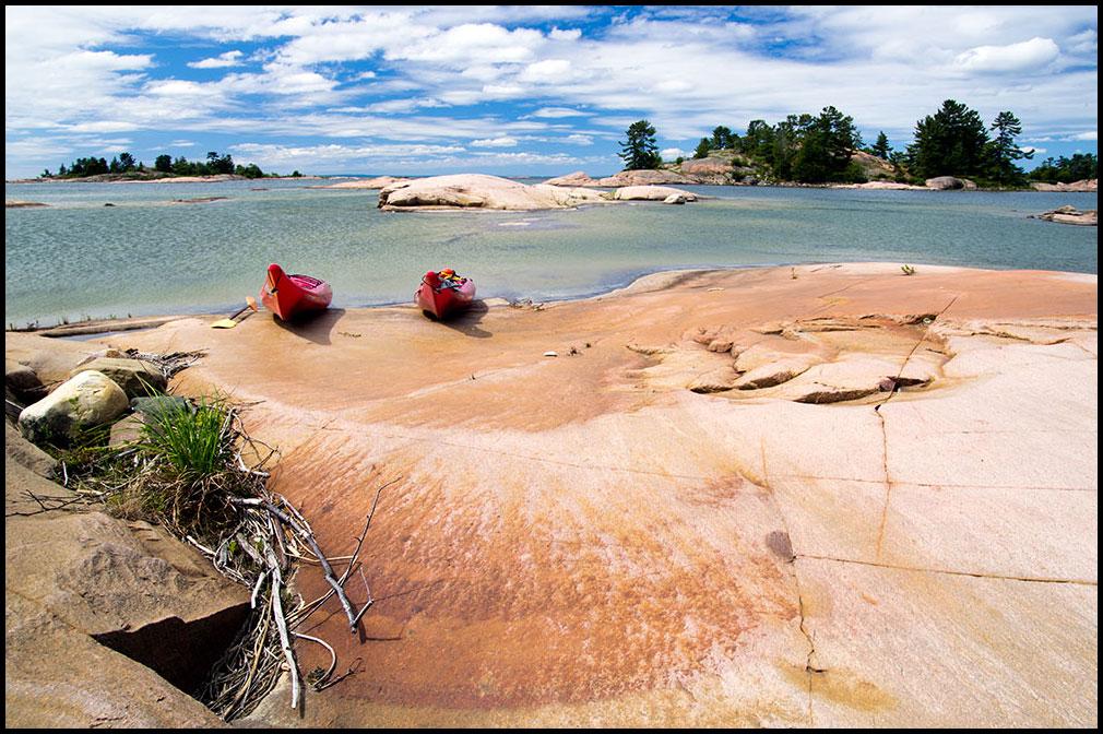 Philip Edward Island Kayak