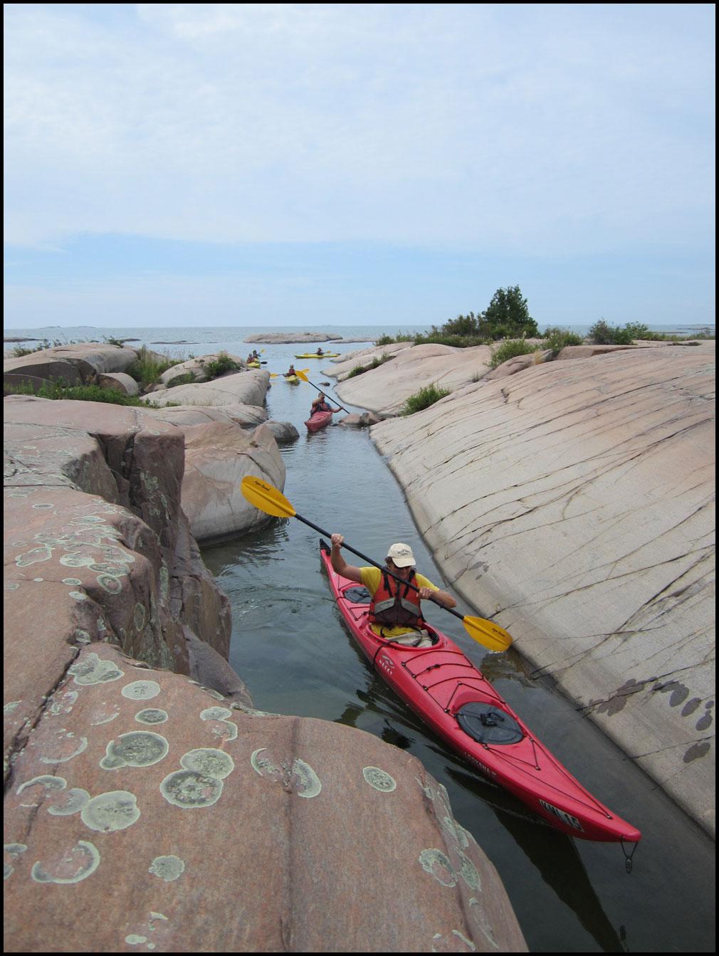 Killarney Outfitters, Killarney Provincial Park canoe and